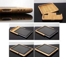 Telefone celular de caixas de madeira para iPhone 3G e 4G (LF-8051716)