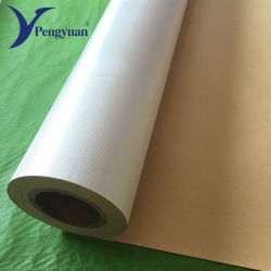 Резервное копирование из стекловолокна крафт-бумаги с алюминиевой фольгой и короткого замыкания тканью