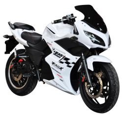 2000W 72V Cheap Electric Motorcycle adulte pour la vente Mz-116