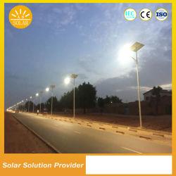Lampade LED solari da strada per lampade solari da strada CE RoHS 8m 9m 10m