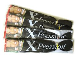Heißes Verkaufs-Qualität X-Druck Flechten-Haar