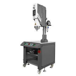 آلة لحام بالموجات فوق الصوتية بقدرة 1200 كيلو هرتز بقدرة 1200 واط ذات منصة تحميل ثقيل