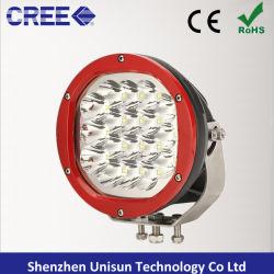"""12V 7"""" 90W 7000лм КРИ LED Offroad 4X4 дальнего света"""