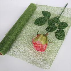 Maglia di seta molle per lo spostamento del fiore ed il corridore della Tabella