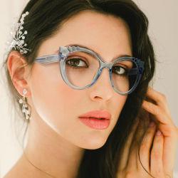 Moda Gafas Kenbo luz azul contra la luz azul de Moda Gafas de sol de forma de ojo de gato sin MOQ 2037