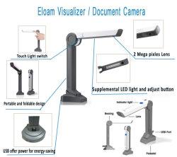 Visualizador Digital Multimédia, Câmera de documentos, Visual Presenter