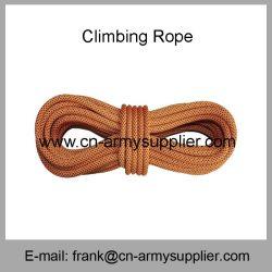 Rope-Police Rope-Fire Rope-Security Rope-Army militar de la cuerda de salvamento