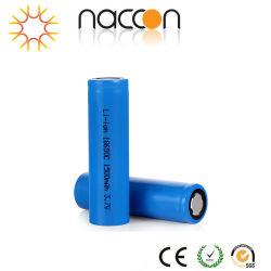 2020 FORNECIMENTO FÁBRICA Li-ion18650 3.7V 1500mAh Bateria de Lítio Recarregável para laptop