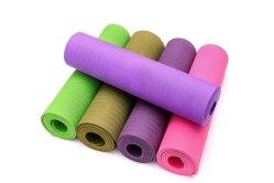 Boa qualidade de espuma de TPE Tapete de Yoga/ Academia de Tapete de Yoga Produto TPE