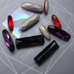 Kristall Fancy Lose Jewelry Stone und Strass (3013.3014)