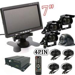 Guión de doble lente leva M01 coche DVR cámara de vídeo Full HD 1080P Secretario con copia de seguridad Vista trasera de la grabadora de estacionamiento Blackbox Mobile DVR