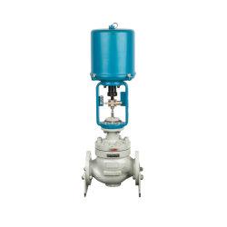 منظم درجة الحرارة العالية المنخفضة صمام منظم التحكم الكهربائي الهوائي صمام الكرة