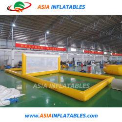 Aufblasbares sich hin- und herbewegendes Volleyball-Gericht, aufblasbarer Volleyball-Abstand, aufblasbarer Bereich