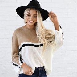 2021 Nova Moda Suéter Plus-Size Vestuário das mulheres com pesponto individuais no preço de fábrica
