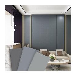 Цвет Polular 9мм ударопрочности ПВХ внутри Wallboard WPC декоративные настенные панели управления