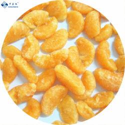 Segmenti Frozen del mandarino della fabbrica IQF degli agrumi