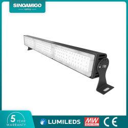 مصباح سارية LED عالية الإضاءة IP66 المقاوم للمياه إضاءة الغمر مزيج مرن من وحدات LED بقوة 50 واط - 1500 واط