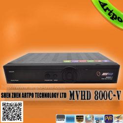 Récepteur TV Internet Mvhd800C-V récepteur Scable pour Singapour