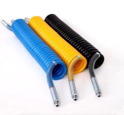 Espiral de PA de nylon do tubo de borracha da bobina