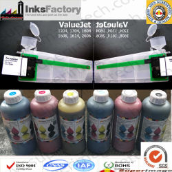 Mutoh Vj-1204/Vj-1304/Vj-1604 Eco las tintas solventes