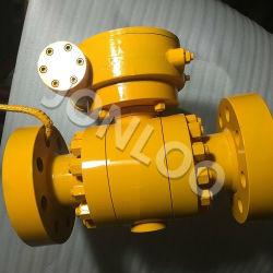 Кованая сталь шаровой клапан для естественного газа
