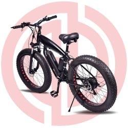 26 дюймов 500W электрический велосипед моторной лодки на пляже мотоциклов на велосипеде