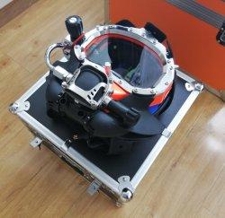 El equipo de buceo submarino para casco de buzo comercial Servicio de la máscara de buceo