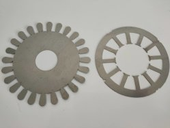 Personnalisation de la feuille de métal estampillé Rotor Stator lamination, bobinage du stator du rotor du moteur