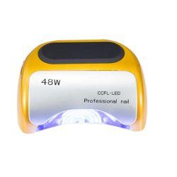 Lampada professionale dell'essiccatore del gel del chiodo di arte 18K 48W CCFL LED del chiodo con il temporizzatore