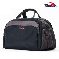 Большой объем мужчин кожаные сумки Duffel дорожная сумка из натуральной кожи