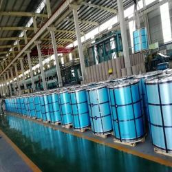 Китай производитель хорошего качества PPGI Ral цветовая шкала цвета лист катушки зажигания