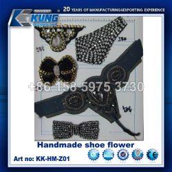 Nuovo fiore Handmade della decorazione dei pattini delle donne