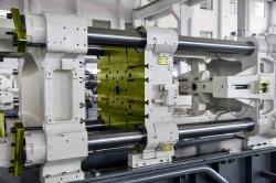 Geräte für festklemmend, Druckguss-Maschinen/druckgießenmaschine/industrielle Teile/Festklemmen des Geräts/des Eisens