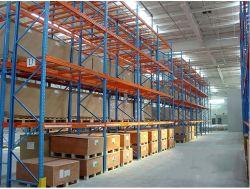 Los depósitos metálicos Racks rack de palés con estanterías móviles