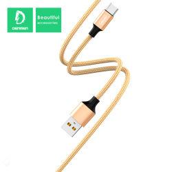 Het Laden van de Kabel USB van de hoge snelheid iPhone1m de Snelle Syncing Nylon Gevlechte Kabel van de iPhoneLader voor Mobiele Telefoon