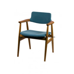 椅子を食事する天然ゴムの木製の低価格