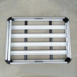 자동 액세서리 이중 레이어 차량 Unival 루프 랙 알루미늄 가방 랙 루프 랙