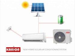 50Hz R410A 18000BTU Inverter Wechselstrom-Fabrik-hybride Sonnenkollektor-Klimaanlage