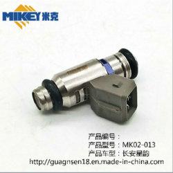 فوهة حقن الوقود Auto Fuel Injection Starter Auto Accessory Automobile Parts Mk02-013 Changan Star Yun (نظام ما روي لي) ثقب واحد