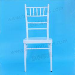 الجملة الألومنيوم الرخيصة من الصلب سيلاس تيفاني شيافاري كرسي في الأبيض HC-A22