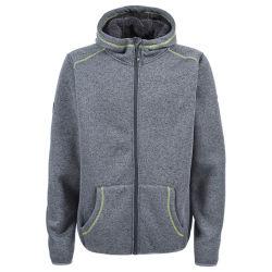Mesdames gris veste polaire micro fibre polyester de haute qualité