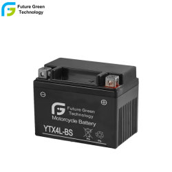 12V 4ahによって密封されるAGM VRLA Mfの手入れ不要のオートバイ電池