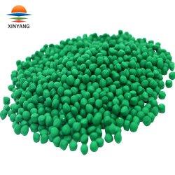 PP LLDPE Lepe HDPE 색깔 Masterbatch를 위한 녹색 Masterbatch