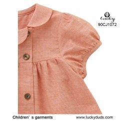 O projeto original do bebé 100% de algodão no Verão de vestuário de crianças