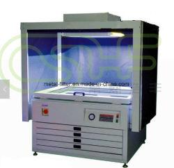 La exposición de la placa para el equipo de la placa de impresión offset.