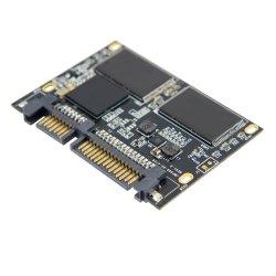 Kingspec 32 Go 64 Go de 128 Go SATA 240 Go de la moitié de la taille du module SLIM/SSD avec MLC Flash Solid State Drive pour l'industrie de la carte mère