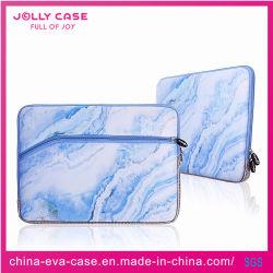 大理石パターン印刷のネオプレンの13 3インチのラップトップ袋か袖またはケース