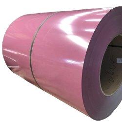 PPGI bobinas de acero galvanizado de acero corrugado de hoja de techado