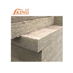 Stahl80kg/M3 maschendraht-Felsen-Mineralwolle-Zudecke