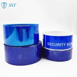 2 Zoll preiswerter Sicherheits-Besetzer-offensichtliche leere Kennsatz-Band-